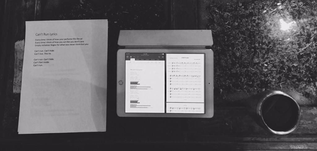 iPad Workhorse