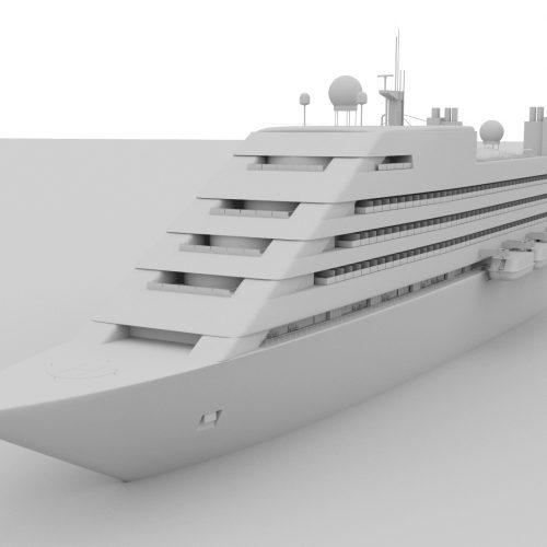 Cruise Ship Modeling Practice